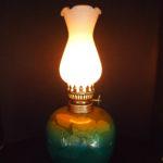 九谷焼ランプ