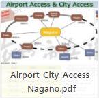 NAGANO Airport Access & City Access