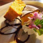ホールオレンジケーキ