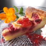 rasberrycustardcake